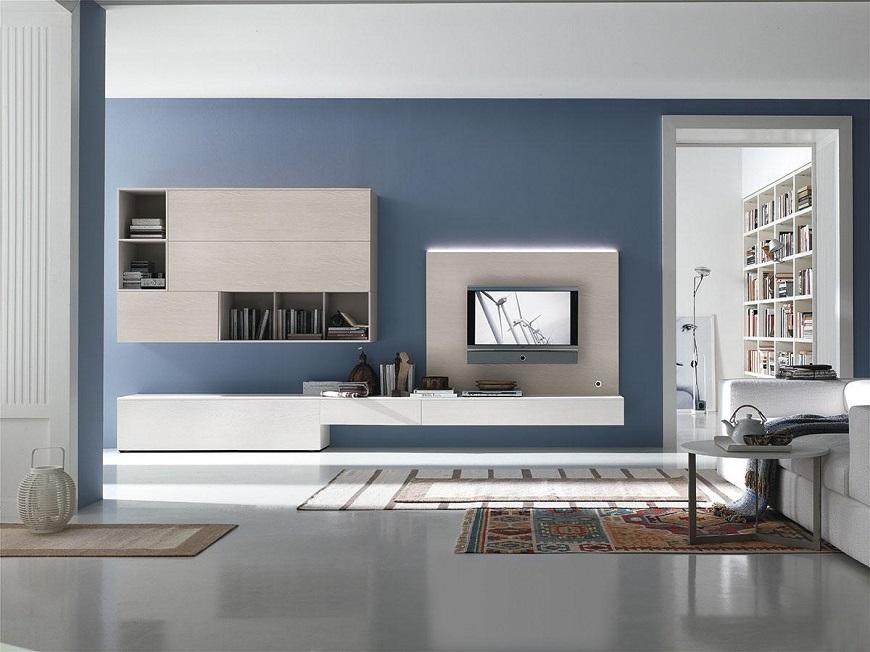 best soggiorno arredamento moderno images - design trends 2017