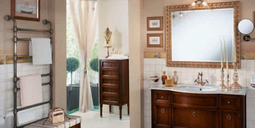 Arredo bagno torino mobili bagno torino for Arredare casa in stile classico