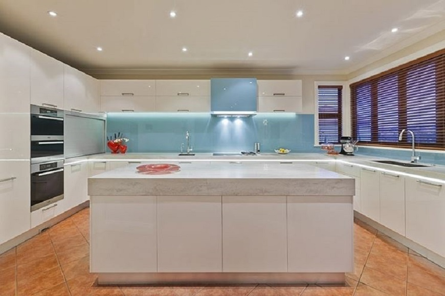 Beautiful dimensioni mobili cucina contemporary ideas